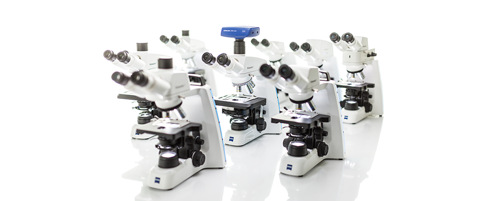 Microscope de Biologie ZEISS PrimoStar 3 - Microscopes Concept