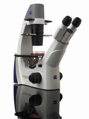 Primovert ZEISS Microscope de biologie inversé