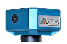 Caméras CCD DELTAPIX INVENIO II - Caméras USB 2