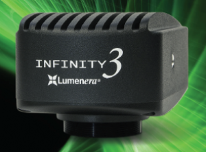 Caméra INFINITY 3-3URF LUMENERA
