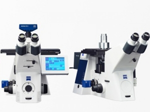 ZEISS Axio Observer Microscope inversé