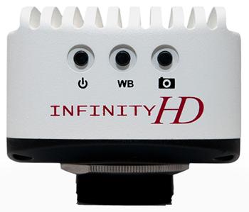 INFINITY HD caméras HDMI de microscopie