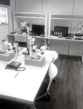 Tester un microscope avant achat, démo Microscope Concept