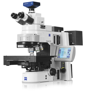 Plateforme de Microscopie Zeiss Axio Imager Microscopes