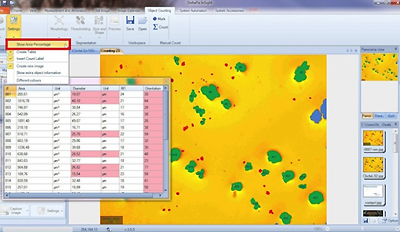 Logiciel de microscopie InSight 3.0 DeltaPix