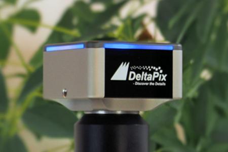Caméras DeltaPix Invenio EIII