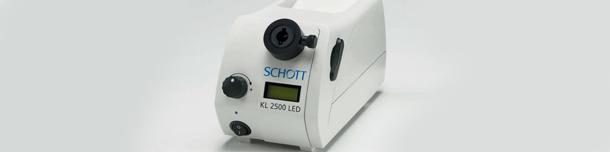 KL 2500 LED SCHOTT Source de Lumière Froide
