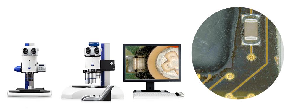 Stéréomicroscopes ZEISS StéREO Discovery V12 et V20