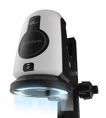 Système de mesure vidéo sans contact Ash Quantum