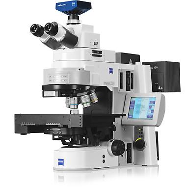 Microscope ZEISS Axio Imager Microscopie et Imagerie