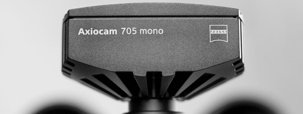 Caméra ZEISS Axiocam 705 mono - ZEISS Microscopie