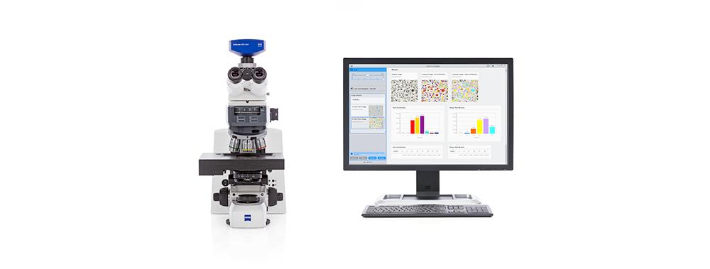 Microscope Zeiss Axioscope 5/7