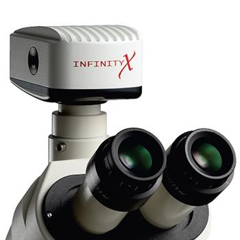 Caméra 32 MP de Microscopie DeltaPix Infinity X-32