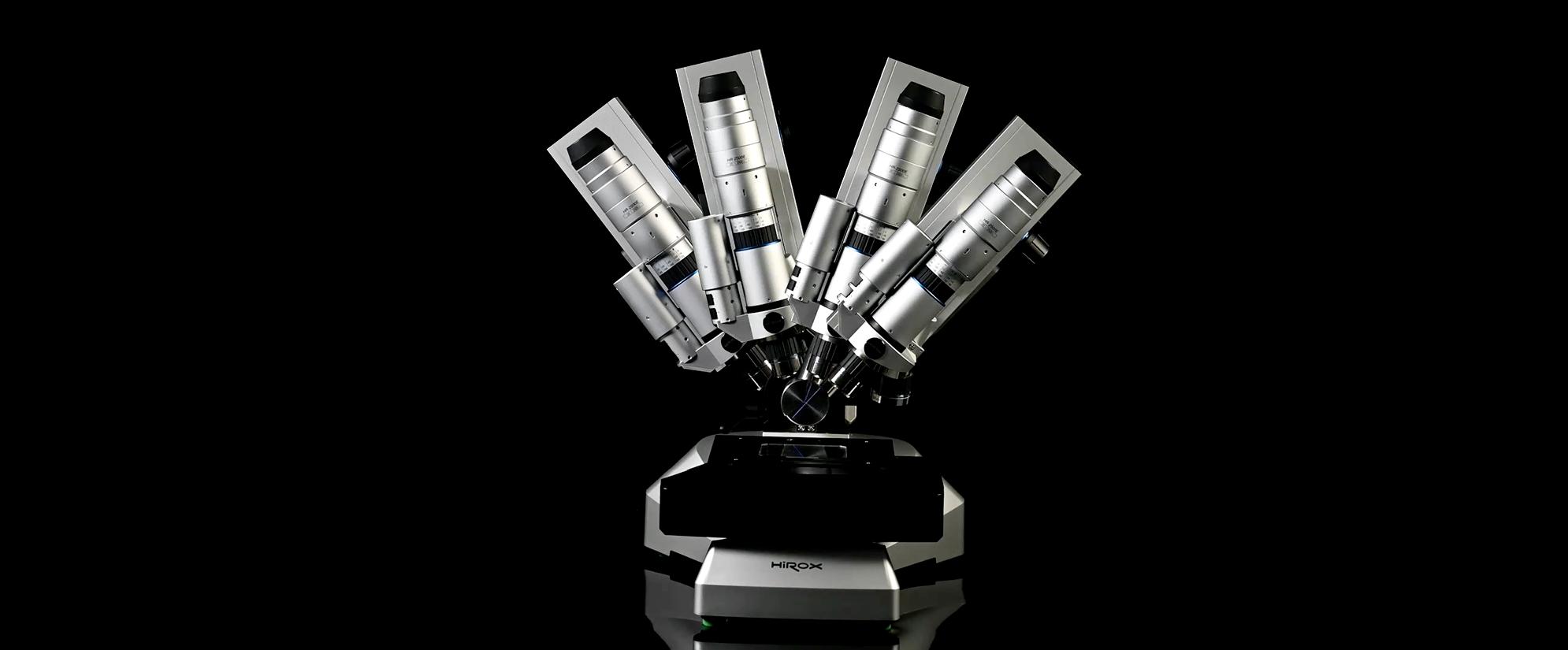 Hirox HRX-01 - Microscope Numérique 3D