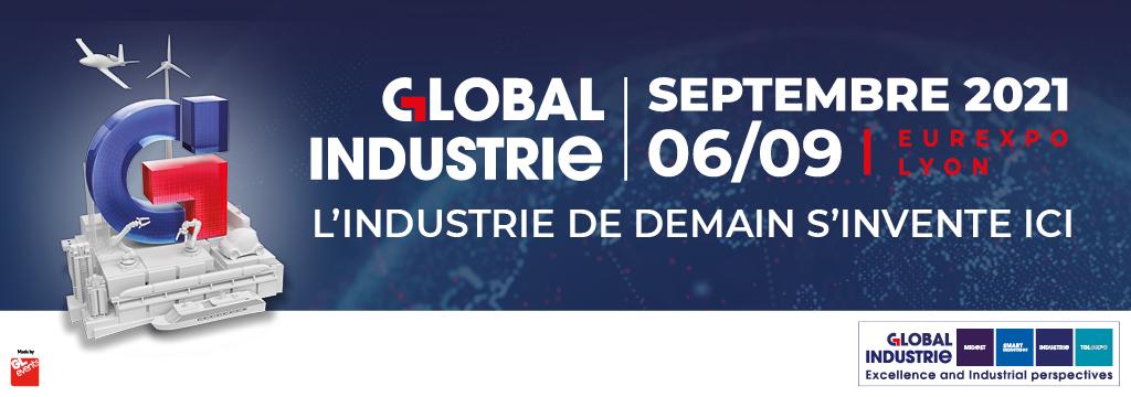 Optics Concept au salon Global Industrie Lyon 2021