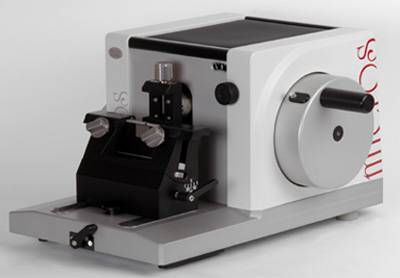 Histologie Microtome - Microscope Concept