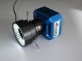 Caméra DeltaPix INVENIO II 5S, Objectif macro