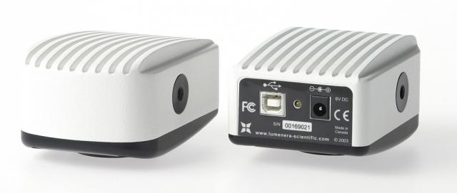Lumenera Caméras de Microscopie