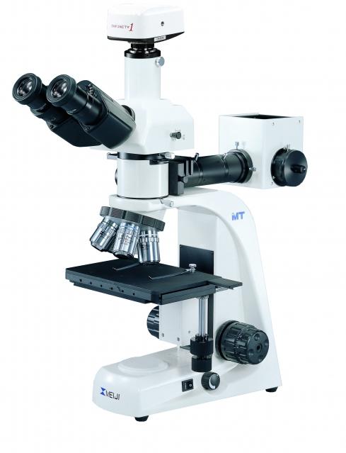 MEIJI MT7500 un microscope métallurgique