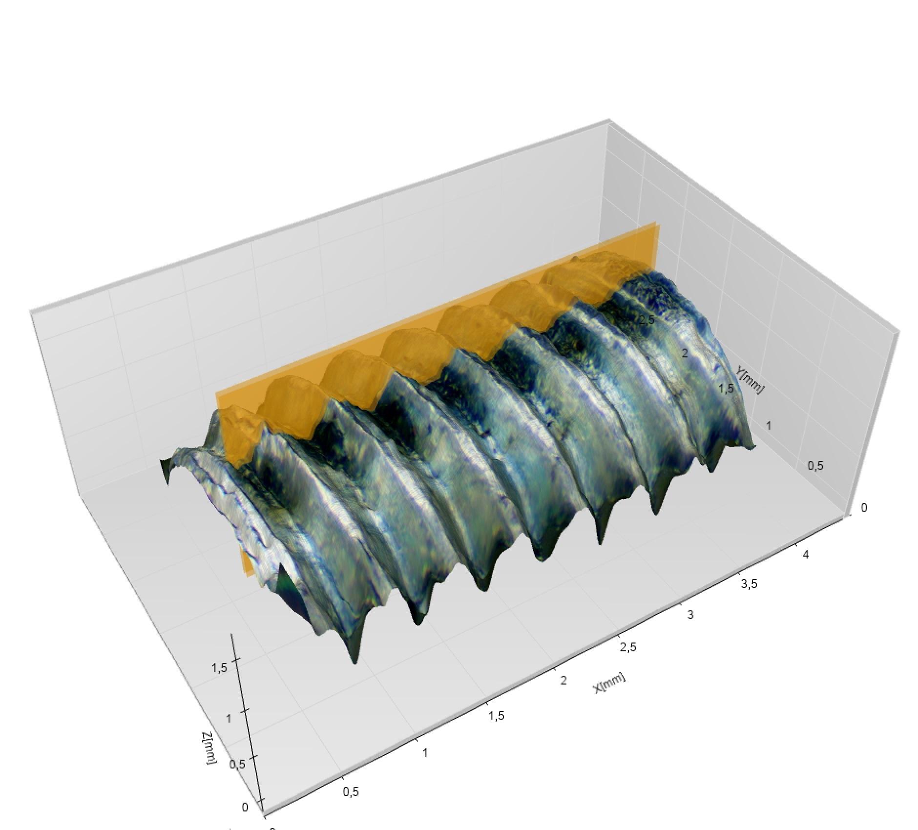 module 3D d'InSight