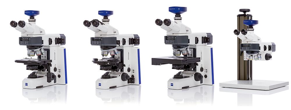 Différents Types des Microscopes Optiques