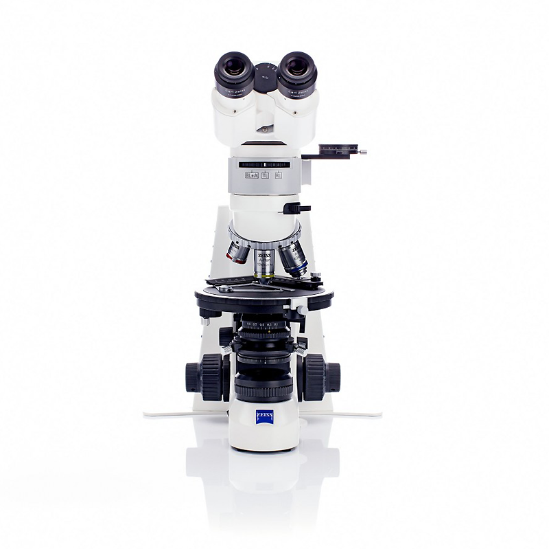 Microscope ZEISS Primotech TL/POL Binoculaire