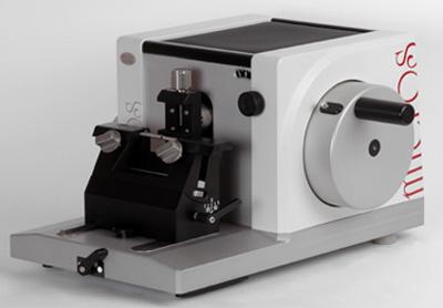 Microtome Rotatif - Microscope Concept