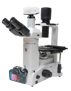 MEIJI Microscope Contraste de Phase TC5000 CP