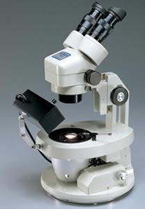 Stéréomicroscope Zoom Gemmologie MEIJI GEMZ