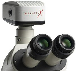 2 MP à 32 MP Caméra DeltaPix INFINITY X-32