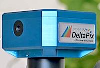 Caméra pour microscopie numérique