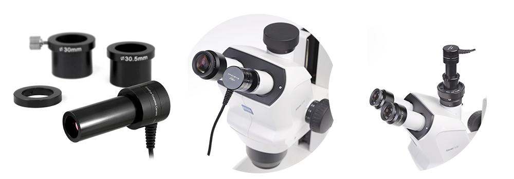 Microscopie Numérique : Une Caméra Oculaire