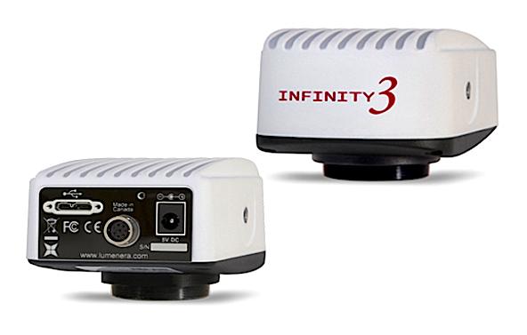 Caméra de Microscope USB 3 - Microscope Concept