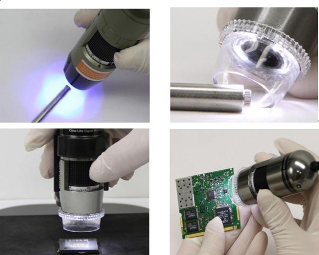 DINO LITE PRO X - Microscopes Numériques Portables