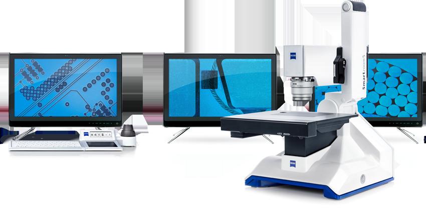 Microscope numérique d'inspection, mesures et 3D