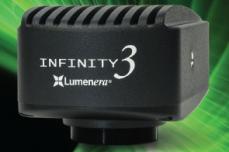 Caméras de fluorescence pour microscopes - Microscope Concept