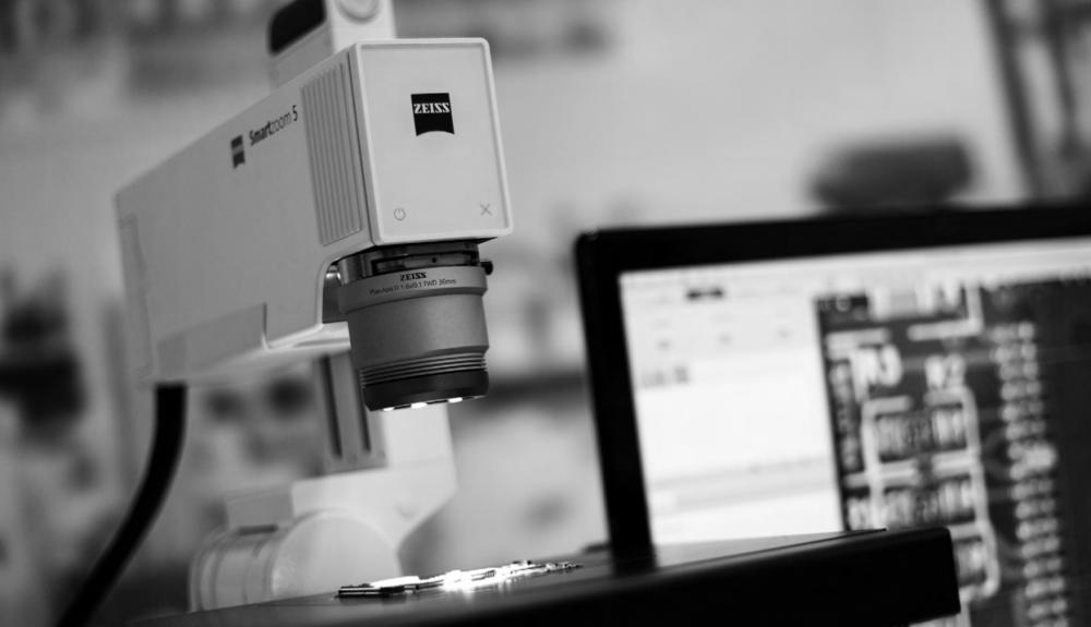 Microscope numérique ZEISS - Contrôle & Analyse