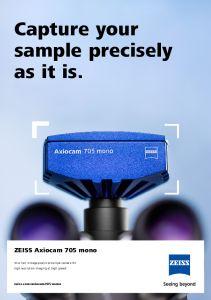 Zeiss Axiocam 705 mono