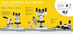 Stéréo microscope Spider MZ2000