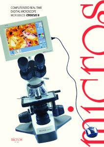 Crocus II - Microscope Numérique de Biologie